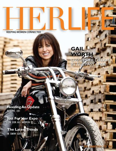 Kdog BLOG: HERLIFE - May Issue